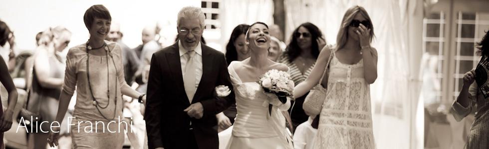 Fotografo Matrimonio Alice Franchi - guarda le sue foto