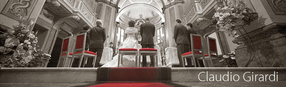 Fotografo Matrimonio Claudio Girardi - guarda le sue foto