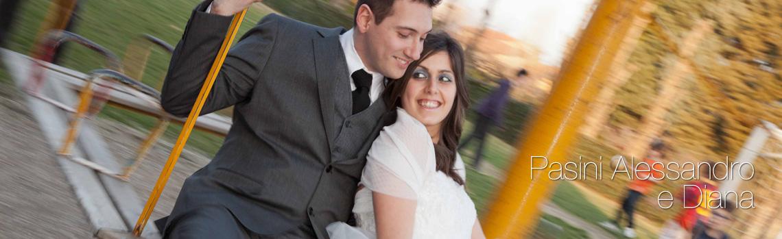 Fotografo Matrimonio Pasini Alessandro e Diana - guarda le sue foto