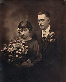 storia delle fotografia di matrimonio